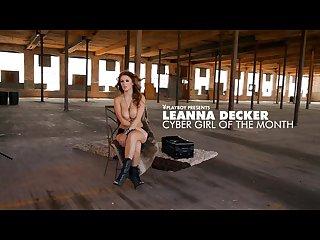 Leanna decker playboy cybergirl