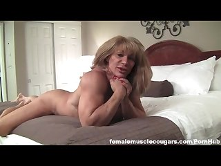 Wildkat mature muscle play
