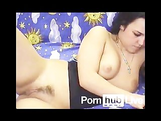 Sweeetsex from pornhublive loves to play with her pussy