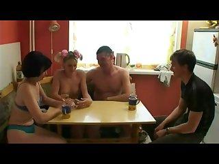 Family fun nude game