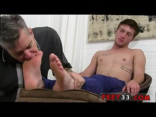 A foot long black dick in a white boy ass gay xxx logan s feet socks
