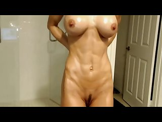 Sexy fit milf