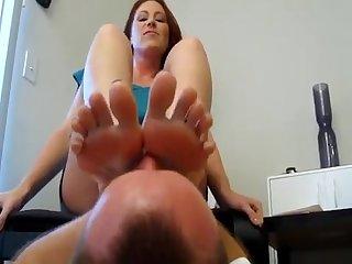 Shauna S workout feet que ricos Pies de esta mujer