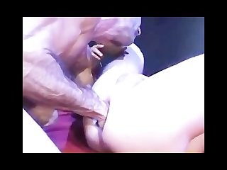 Lito makes a younger guy self fist fuck then rough fucks and breeds him