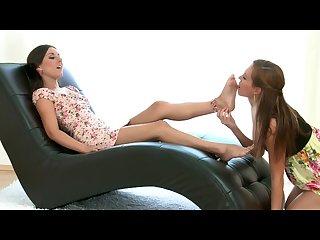 Czech sexy feet iwia