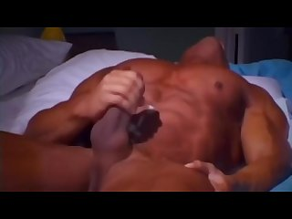 Sissy trainer suck his cock and swallow his cum alternate version