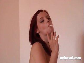 Piper fawn smoking