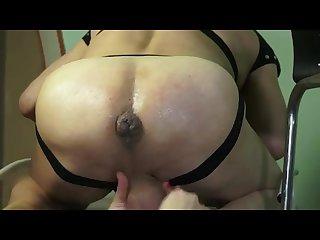 Russian domina bella extreme fisting men