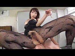 Ol seduces her Coworker hasumi kurea