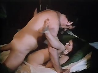Monster cock anal threesome