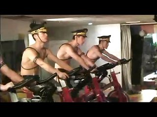 Erotic chinese massage boys striptease lesson