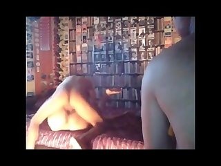 Indian british sex god wife fucking husband watching pt2
