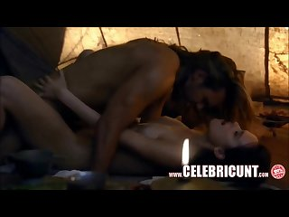 Naughty sex scenes from spartacus celebrities tits ass snatch