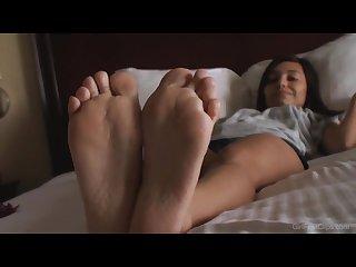 Size 6 soles