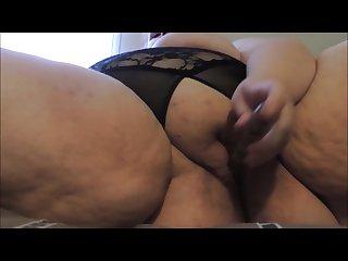Bbw solo orgasm compilation