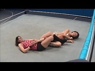 Big vs small humiliation Wrestling