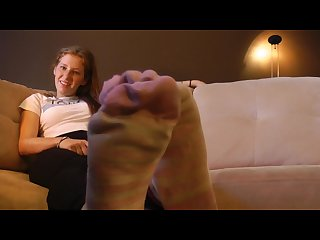 Mariana s feet in your face www c4s com 8983