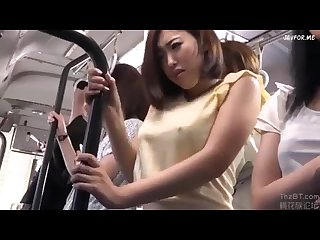 Fuck super japanese slut on the bus
