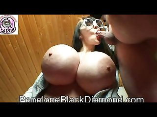 Penelope black diamond blowjob brille 30 11 200