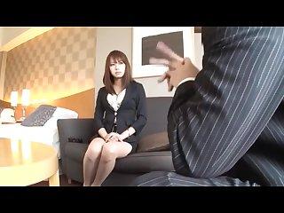 Meet my secretary in tokyo