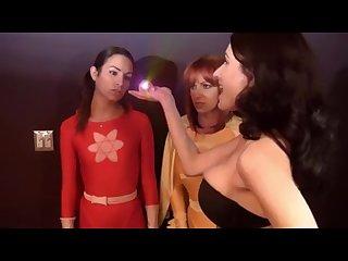 Vrigo hypnotizes heroines