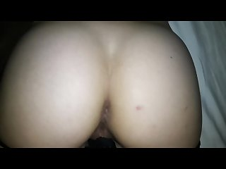 Jerking of to my gf asshole