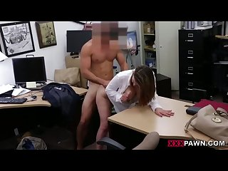 Foxy business lady gets fucked not intro