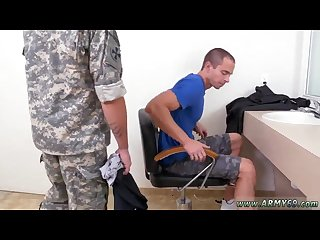 Mature soldier gay movie and hot gay Army guys fucking each other