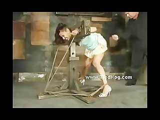 Tied Indonesian slave used and Abused in bdsm fetish dream extrem