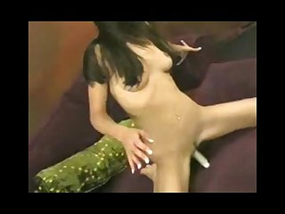 Cytheria intense dildo squirting tease