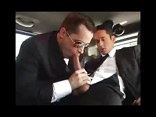 The limo driver
