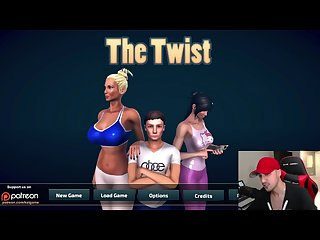The twist 12 3d adult game