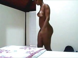 Delicious black woman amateur sex with white guy delicious woman