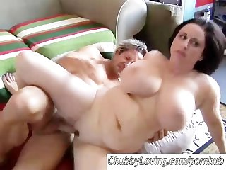 Beautiful big tits bbw kitty lee