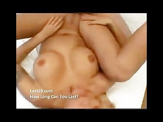 Blonde milf gets a dp creampie