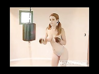 Erica campbell shower and exercise