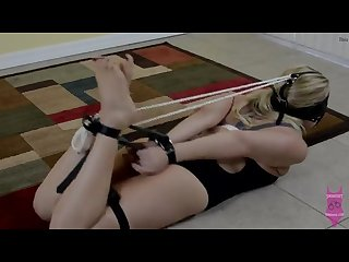 Whitney morgan hogtied