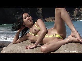Agnes b agnes mirai bikini pleasure chici