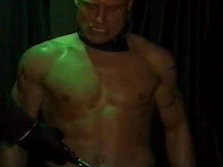 Non nude bondage