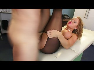 Nikki delano fucked by her doctor