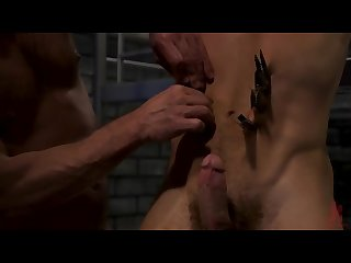 Boundgods hard up hole max adonis dominic pacifico