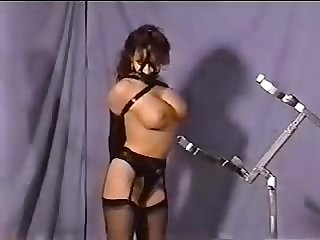 Simone steel bondage
