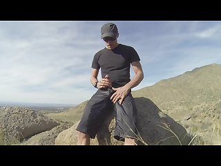 Pissing while Driving and hiking