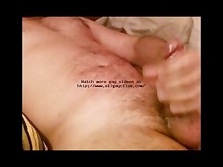 Male cock masturbation orgasm wank jacking off with cumshot