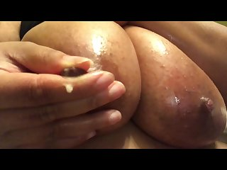 Bbw nipple play until milk came out