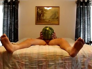 Tyrone humps watermelon