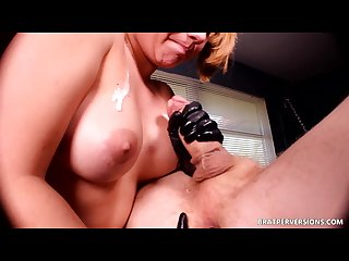 Milking alex anal prostate massage