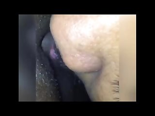 Big clit getting ate real good