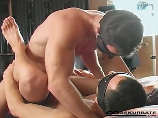 Stud fucks a fan bareback