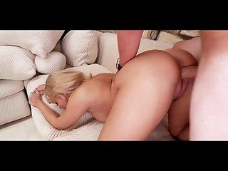 Round ass girl gets banged hard 1